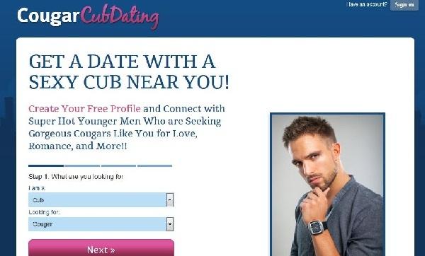 Free cougar dating no sign up